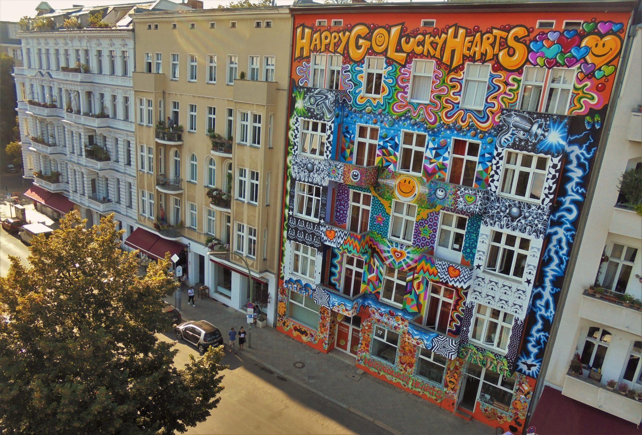 Happygolucky Hotel Berlin